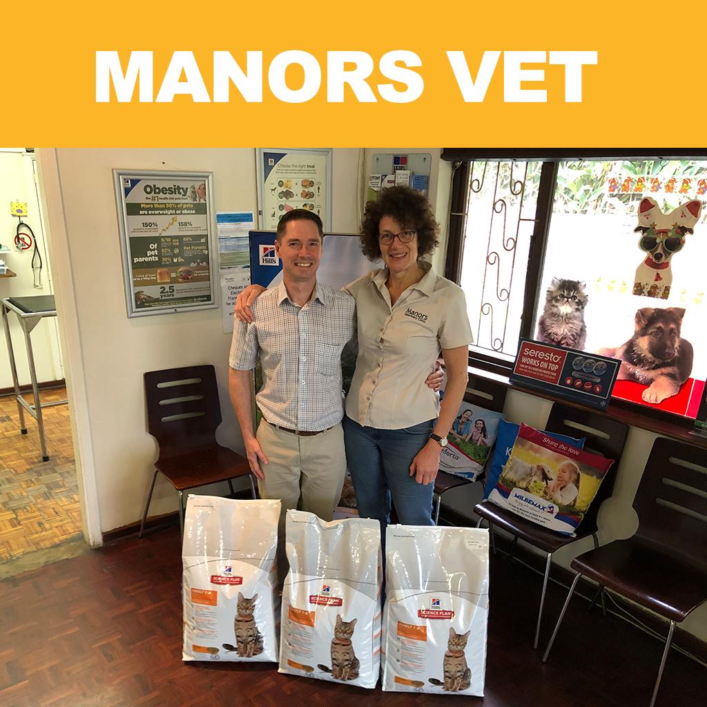 Manors Vet