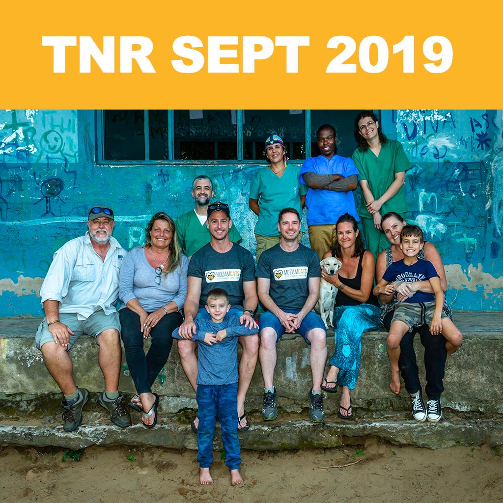 TNR Clinic September 2019